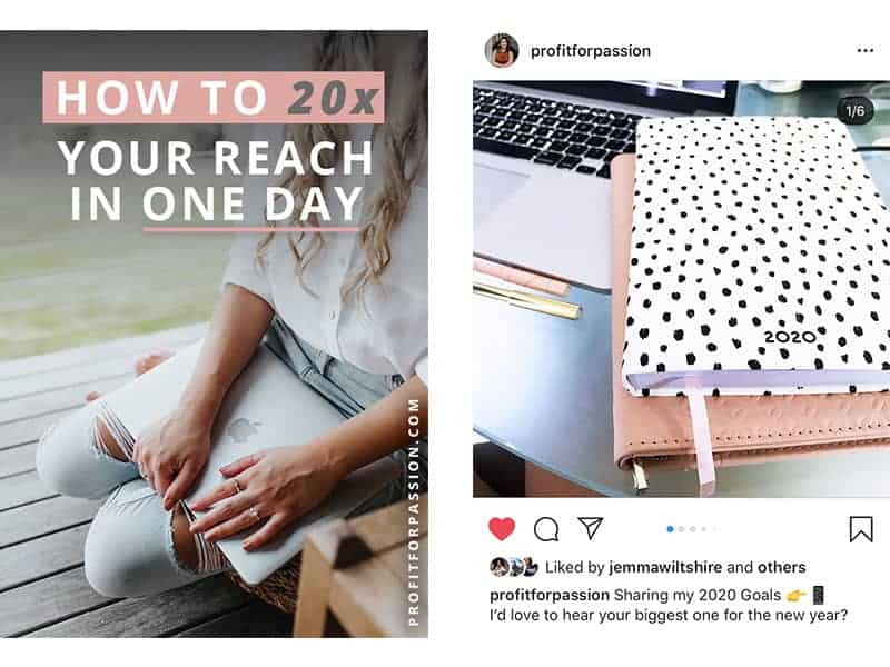 Instagram Strategy to 20x Reach